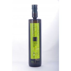 Olive oil LATZIMAS, Extra virgin, cold pressed, Crete,  750 ml., Olimport
